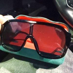 New GUCCI unisex large sunglasses